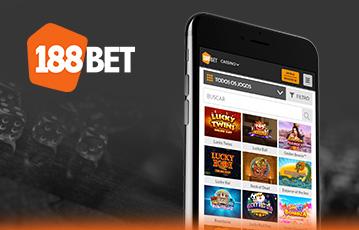 188Bet Casino Usabilidade