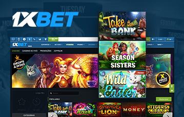 1xBet Casino Usabilidade 2