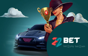 22Bet Casino Destaque