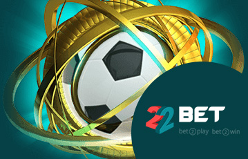 22Bet Sports Destaque