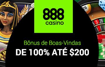 888 Casino Bônus