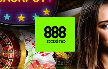 888 Casino Destaque
