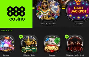 888 Casino Usabilidade 2