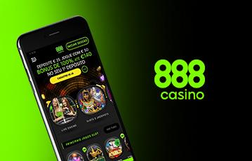888 Casino Usabilidade