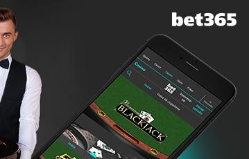 BEt365 Casino Usabilidade
