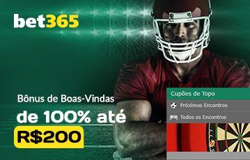 Bet365 Sports Bônus