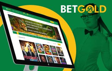 Betgold Casino Usabilidade