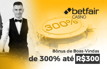 Betfair Casino Bônus