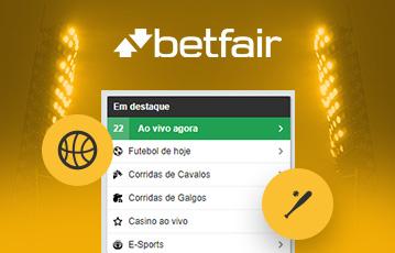 Betfair Sport Destaque