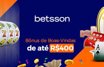 Betsson Casino Bônus