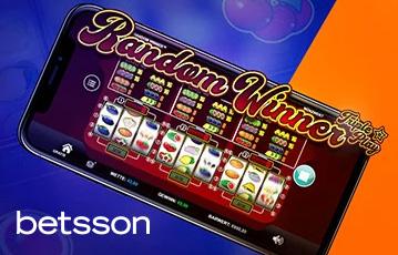 Betsson Casino Destaque