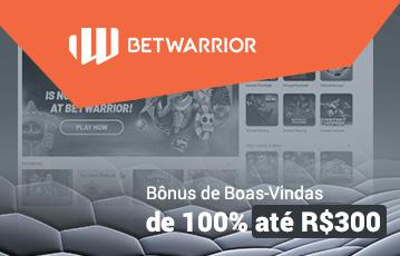 Betwarrior Casino Bônus
