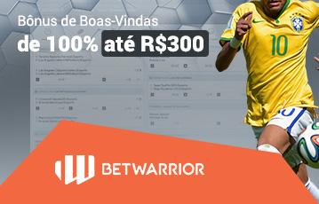Betwarrior Sport Bônus
