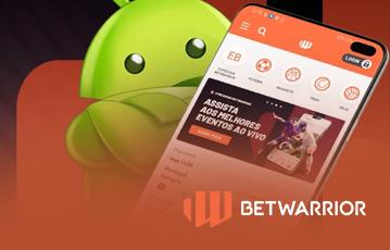 Betwarrior Sport Usabilidade