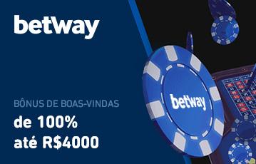 Betway Casino Bônus