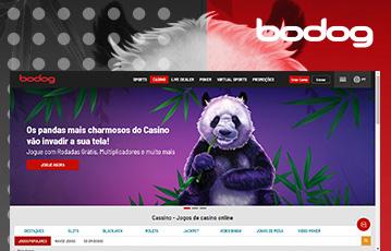 Bodog Casino Usabilidade