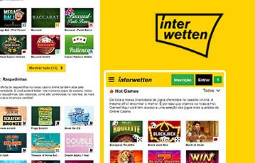 Interwetten Casino Usabilidade 2