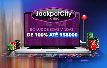 JackpotCity Casino Bônus