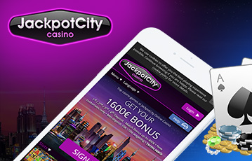 JackpotCity Casino Usabilidade 2