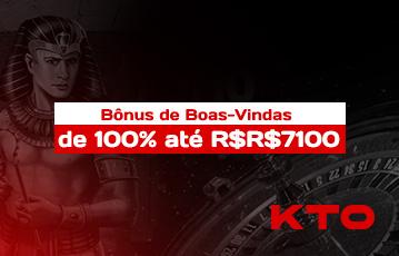 KTO Casino Bônus