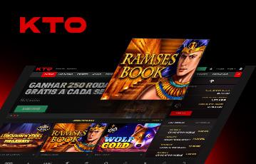 KTO Casino Usabilidade 2