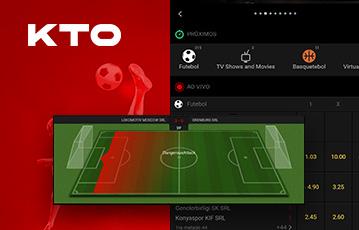 KTO Sport Usabilidade 2