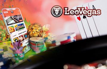 LeoVegas Casino Destaque