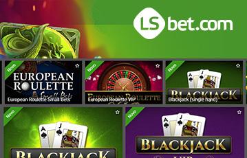 Lsbet Casino Destaque