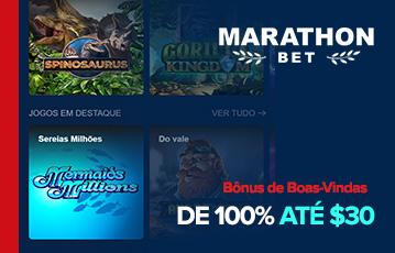 Marathonbet Casino Bônus