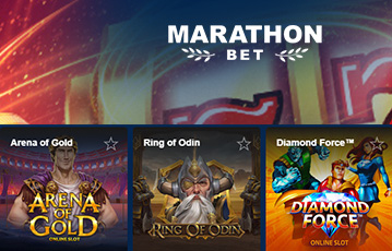 Marathonbet Casino Destaque