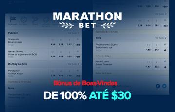Marathonbet Sport Bônus