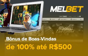 Melbet Casino Bônus
