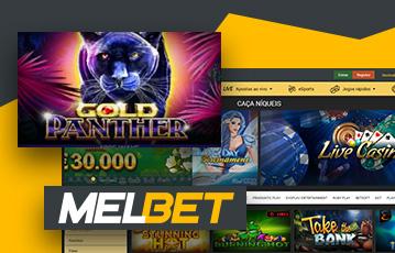 Melbet Casino Usabilidade