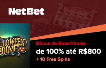 NetBet Casino Bônus