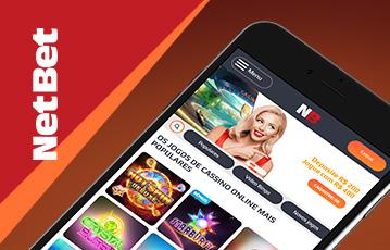 NetBet Casino Usabilidade 2