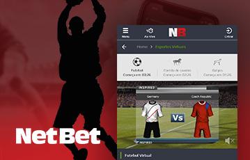 NetBet Sport Usabilidade