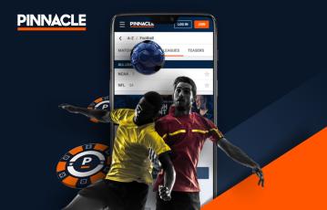 Pinnacle Sports Usabilidade 2