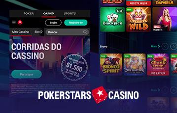 Pokerstars Casino Usabilidade 2