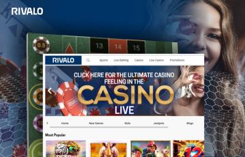 Rivalo Casino Destaque