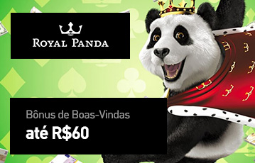 Royal Panda Casino Bônus