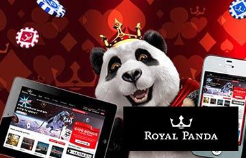 Royal Panda Casino Destaque