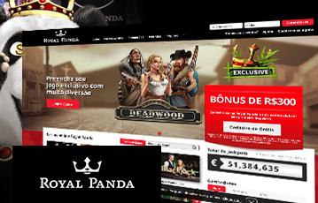 Royal Panda Casino Usabilidade