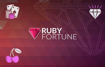 Ruby Fortune Prós e Contras