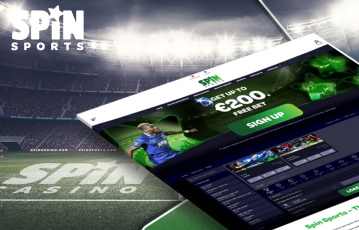 Spin Sports Signup