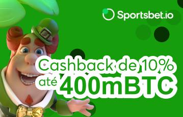 Sportsbet Casino Bônus