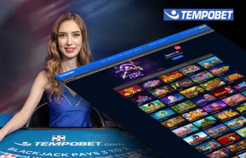 Tempobet Casino Usabilidade