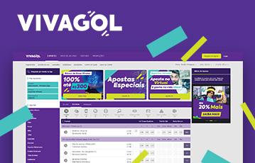 Vivagol Sport Usabilidade