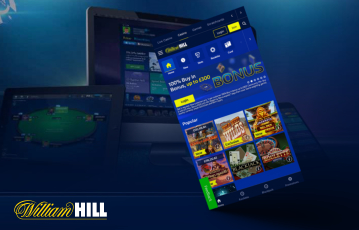 William Hill Casino Usabilidade