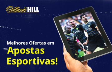 William Hill Sports Bônus