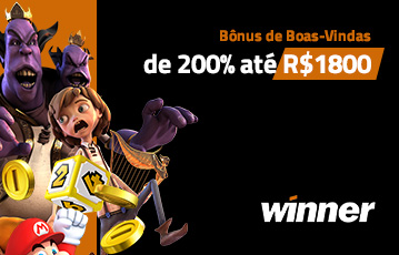 Winner Casino Bônus